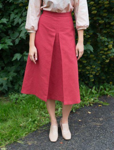 юбка из льна белорусских производителей