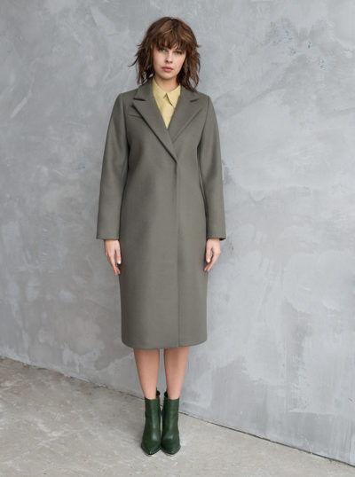 купить пальто из шерсти