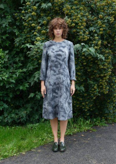 платье из льна, белорусский производитель