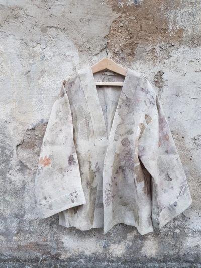 Жакет кимоно повседневный образ как носить