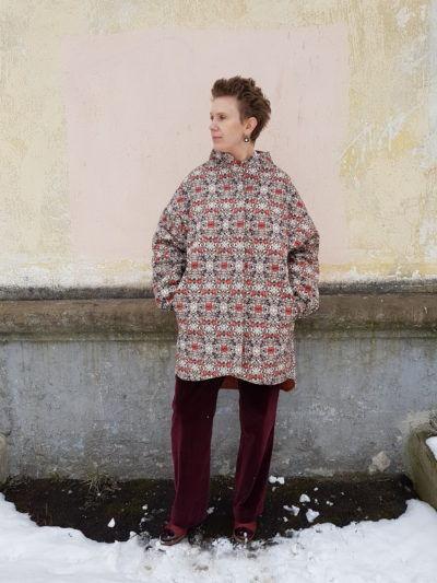 пальто дизайнерское купить