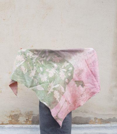 шарф лен купить
