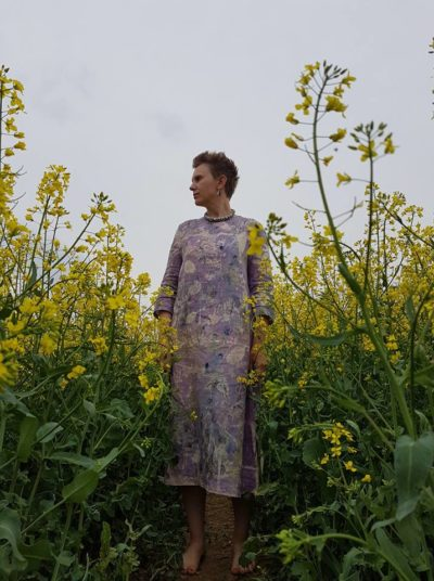 Авторская одежда Poetka платье Лаванда