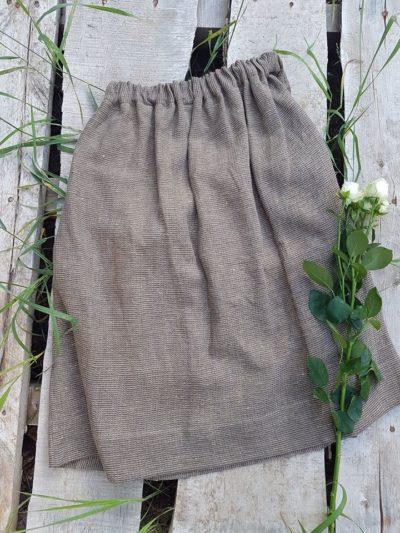 Льняная юбка от Poetka